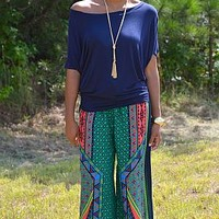 Green with Envy Pants :: NEW ARRIVALS :: The Blue Door Boutique