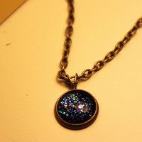 galaxy necklace - aliya
