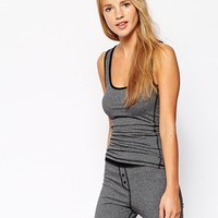 Jack Wills Jersey Racer Back Tank