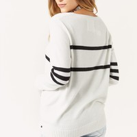 FRIDAY CASHMERE CREW SWEATER