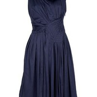 Maurizio Pecoraro Pleated Dress - Milletrè - farfetch.com