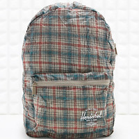 Herschel Packable Check Print Backpack - Urban Outfitters