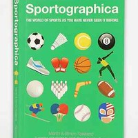 Sportographica By Martin & Simon Toseland - Urban Outfitters