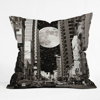DENY Designs Home Accessories | Shannon Clark Night On The Town Throw Pillow