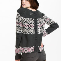 CRISPY KNITTED SWEATER