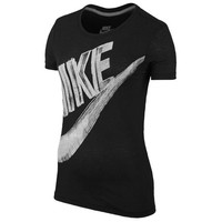 Nike Brush Futura T-Shirt - Women's