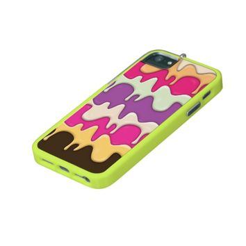 Melting Ice Cream - iPhone 5/5S Case