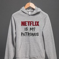 netflix is my patronus
