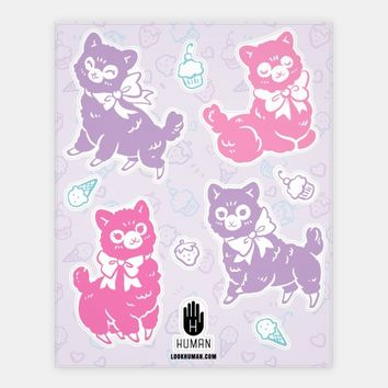 Alpaca Stickers