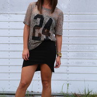 24 {Lace Top}