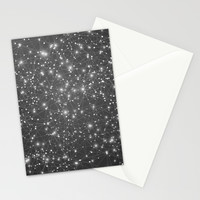 Logic Will Get You From Point A to Point B (Geometric Web/Constellations) Stationery Cards by soaring anchor designs ⚓ | Society6