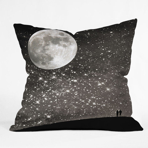 DENY Designs Home Accessories | Shannon Clark Love Under The Stars Throw Pillow