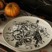 ALL HALLOWS EVE PLATTER