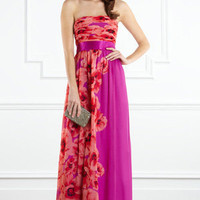 All Clothing | Multi CLEMENTINA MAXI DRESS  | Coast