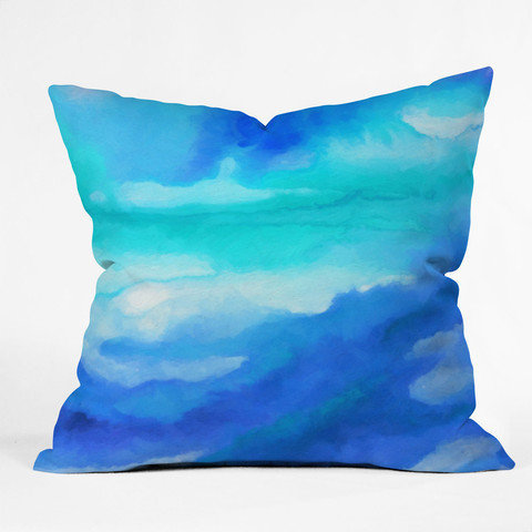 DENY Designs Home Accessories | Jacqueline Maldonado Rise 2 Throw Pillow