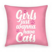 Girls Just Wanna Have Cats
