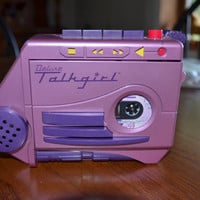 Home Alone &quot;Talkgirl&quot; in near mint condition