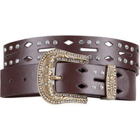 Rhinestone Western Belt 198881400 | Belts | Tillys.com
