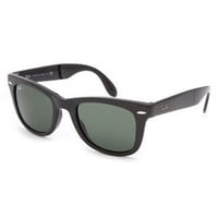 RAY-BAN Folding Wayfarer Sunglasses 203943180 | Sunglasses | Tillys.com