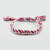 FULL TILT Chevron Stripe Woven Friendship Bracelet 197832177 | Jewelry | Tillys.com