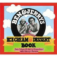 Ben & Jerry's Homemade Ice Cream & Dessert Book (Paperback)
