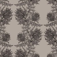 Timorous Beasties - Wallcoverings  - Thistle