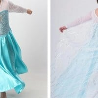 Beautiful Ice Queen Dress *Additional Dresses Ship FREE