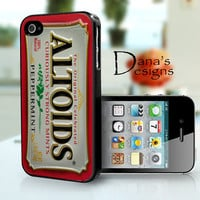 Altoids - iPhone 4S and iPhone 4 Case Cover