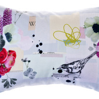 Bottle Garden cushion - small