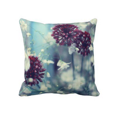 Frozen Summer Throw Pillows from Zazzle.com