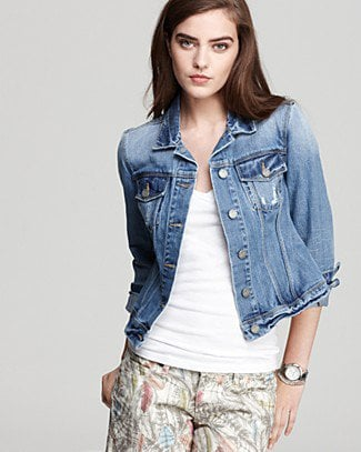 Paige Denim Jacket - Vermont Denim Jacket | Bloomingdale's