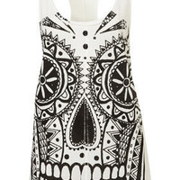 **Skull Racerback by Illustrated People - New In This Week  - New In