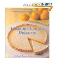 Luscious Lemon Desserts [Hardcover]