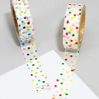 Polka Dot Tape Two-pack