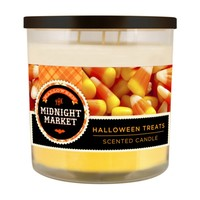 SONOMA life + style Midnight Market 14-oz. Halloween Treats Jar Candle