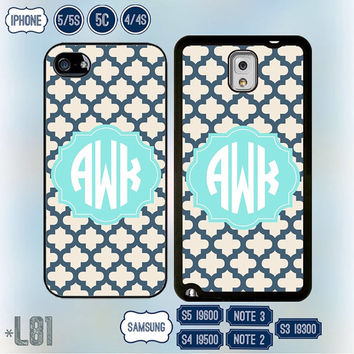 Latti Monogram @ Samsung Galaxy S5 case , Samsung S4 cover , Galaxy S3 , Samsung Note 3 Note 2 , IPhone 5S , iPhone 5 , 5C , IPhone 4 4S L81
