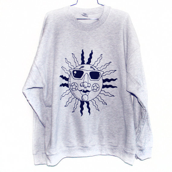 Twin Soul Tribe Sweatshirt -- XL