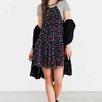Kimchi Blue Moody Floral Dress - Urban Outfitters