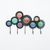 Kare Records Coat Hook - Urban Outfitters