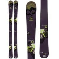 Rossignol Temptation 100 Skis - Women's 2015