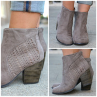 Chic Not Meek Bootie