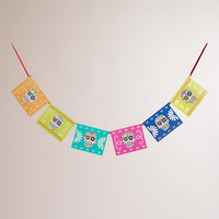 Day of the Dead  Paper Banner - World Market