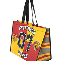 Harry Potter Gryffindor Seeker Long Shopper Tote