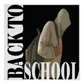 "Back To School 24"" x 24"" Poster Paper"
