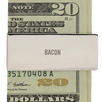JACK SPADE | FATHER&#x27;S DAY GIFT GUIDE | VIEW ALL | Bacon Money Clip