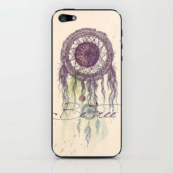 Be Free iPhone & iPod Skin by rskinner1122