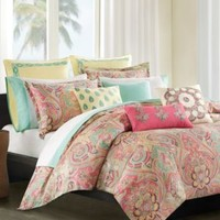 Echo Guinevere Comforter and Duvet Cover Mini Sets - Bedding Collections - Bed & Bath - Macy's