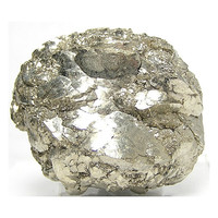 Pyrite Crystal Knob Metallic Shiny Earth Nugget Mineral Specimen Free US Shipping Discounted International Shipping