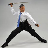 Obama Action Figure by Gamu-Toys