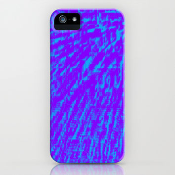 Purple Cool Pixel Fun iPhone & iPod Case by 2sweet4words Designs | Society6